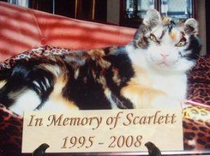 Scarlett si ibu penyayang
