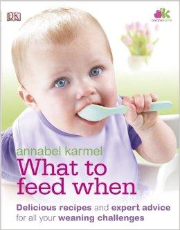Annabel-Karmel books