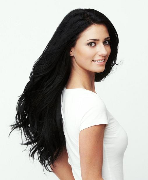 4 Cara Menghitamkan Rambut Rosak Atau Beruban