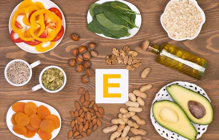 khasiat vitamin E