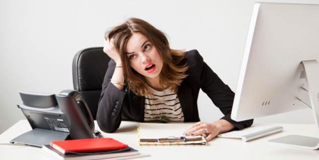 6 SOLUSI MUDAH MENANGANI STRESS DI TEMPAT KERJA