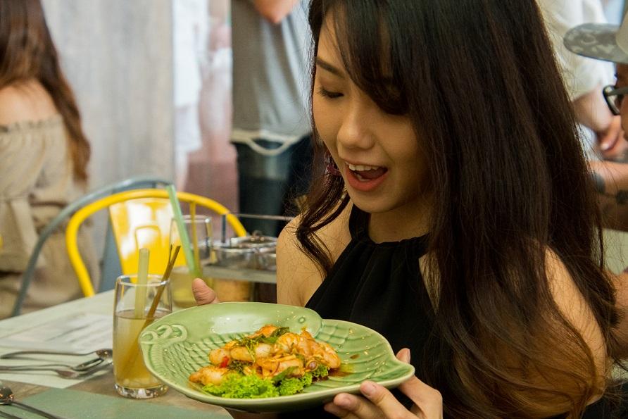 KEMPEN MAKAN THAI, LAWAT THAILAND 2019 DI MR TUK TUK