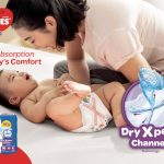 Huggies Dry Pants Dry Xpert Channel