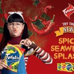 Spicy Seaweed Splash Twisties