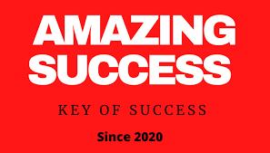 amazing success