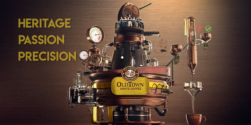 10 Fun Facts You Should Know about OLDTOWN White Coffee