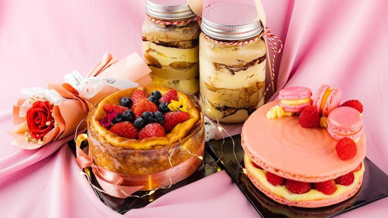 Express Your 'Love Language' with Elevete Patisserie this Valentine's Day