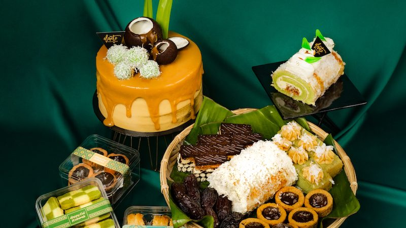 MAKE A MEMORABLE CELEBRATION WITH ELEVETE PATISSERIE'S RAYA SPECIAL