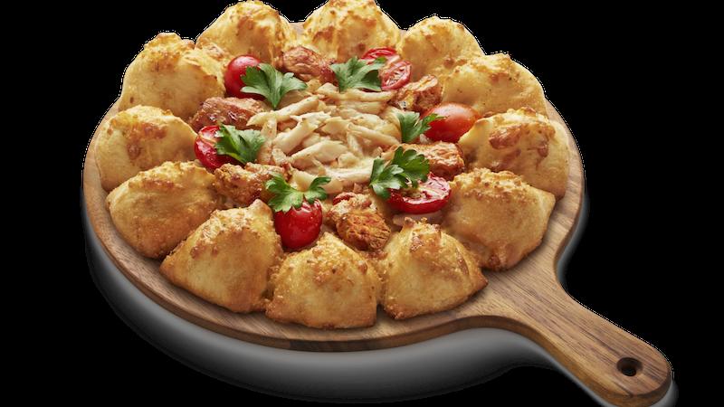 NIKMATI PIZZA HUT, PIZZA KARI RAYA YANG CUKUP ENAK BERSAMA KELUARGA TERSAYANG